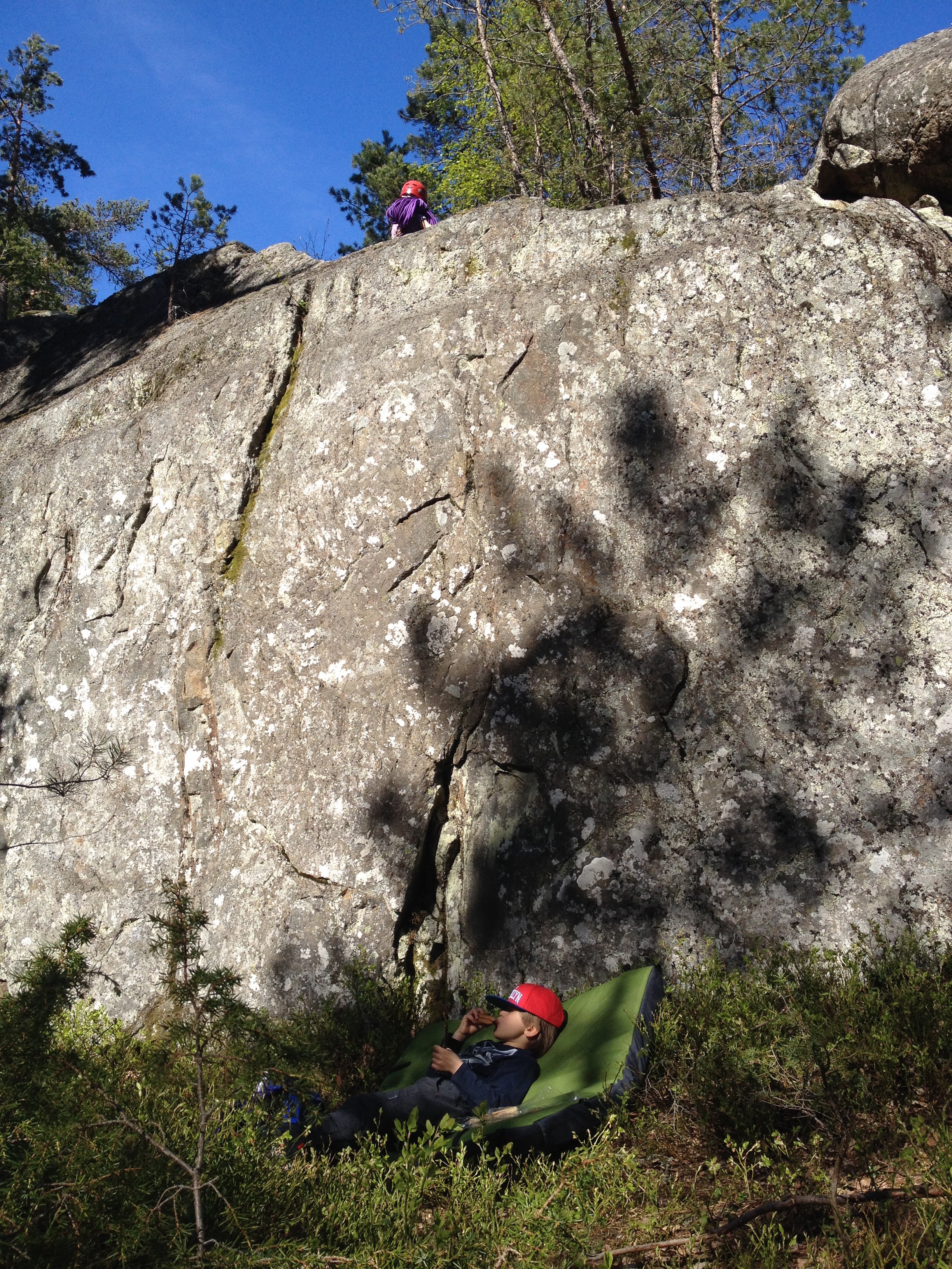 Beginner Climbing