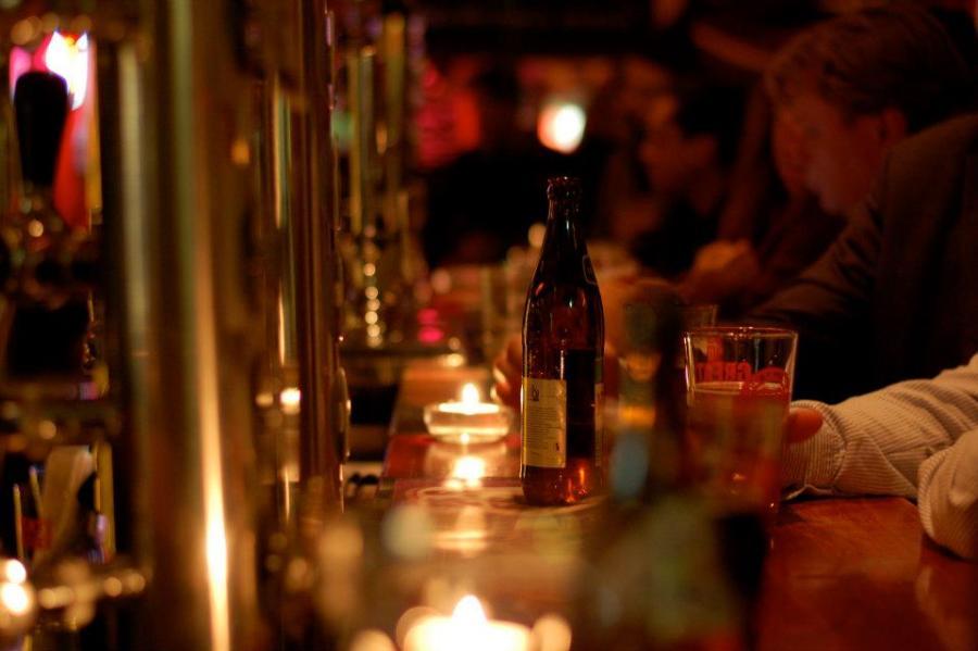 Bar Stockholm