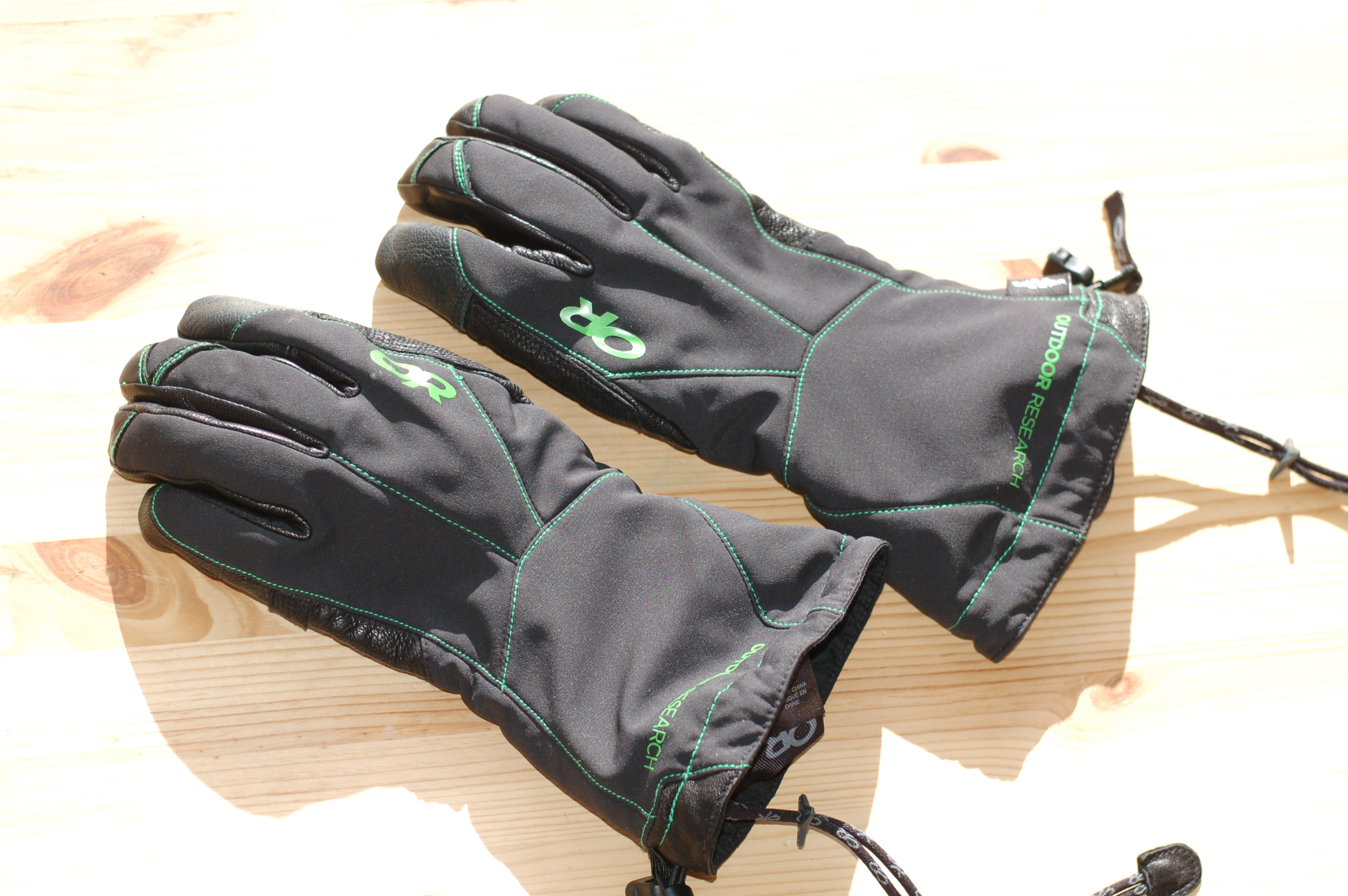 Outdoor Research Mens Luminary Sensor Gloves
