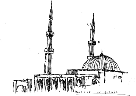mosque dr