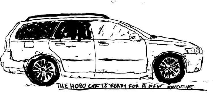 hobo-car